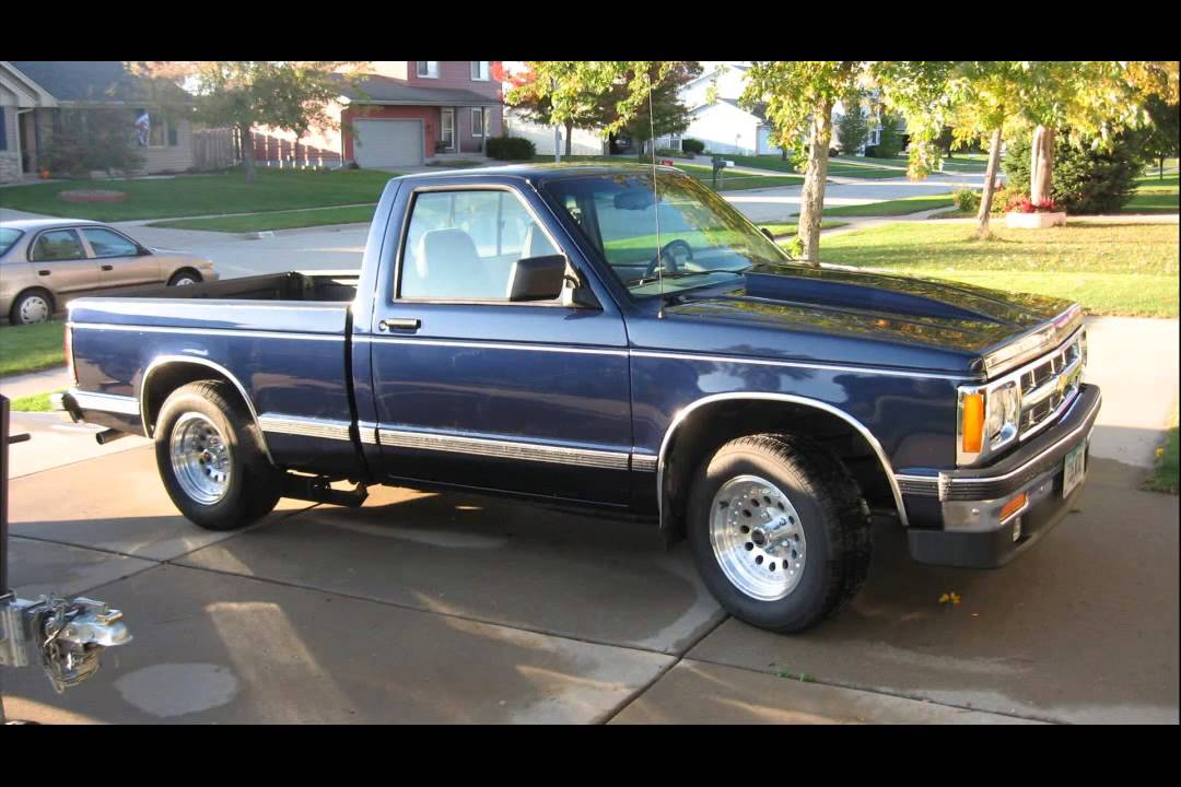Chevrolet S10 For Sale  Carsforsalecom