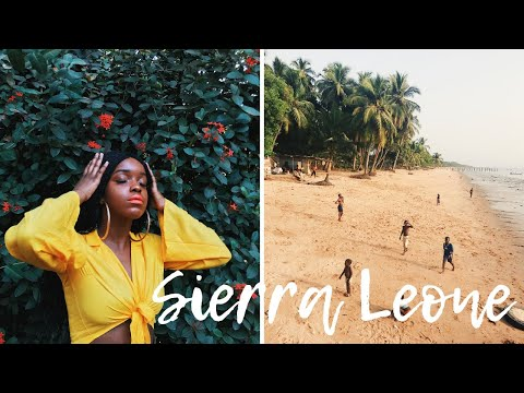 OVER 20 YEARS LATER RETURNING TO AFRICA! (Sierra Leone Vlog Pt 1)