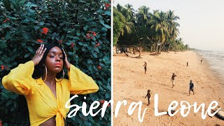 Travel Vlog - Sierra Leone part 1