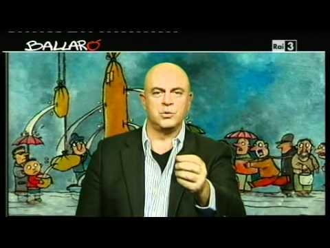 Maurizio Crozza - Non c'è più la Maggioranza - Ballarò 08/11/2011