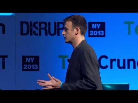 EatWith Presentation: Startup Battlefield | Disrupt NY 2013