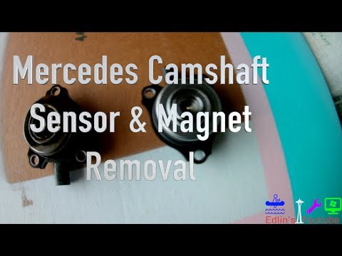 Camshaft Gears Problem - mercedes 271 engine | FunnyCat TV