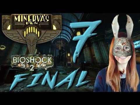 La guarida de Minerva #7 FINAL - Bioshock 2 DLC - Let's Play Español    loreniitta90