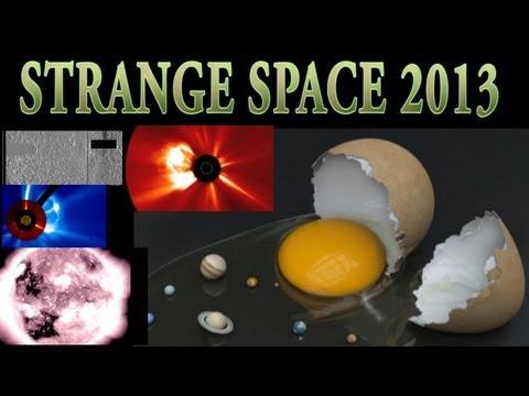 Strange Space 2013 : Meteorites, Comets,...