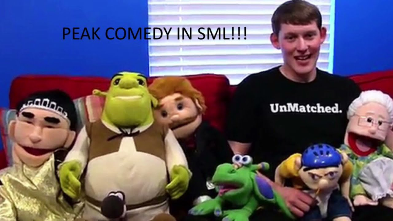 SML funniest videos of ALL TIME pt.1 (Classic SML vids!)