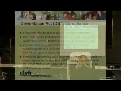 Davis-Bacon Act