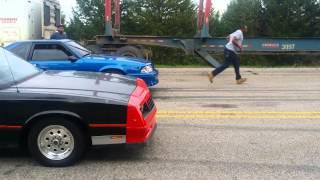 Monte Carlo SS vs Mustang GT