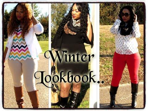 """"""" Fall/Winter Fashion Lookbook """" (2014)"""