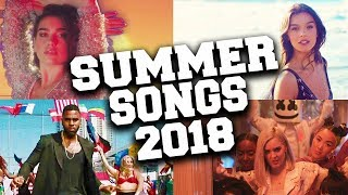 TOP 50 Summer Songs 2018