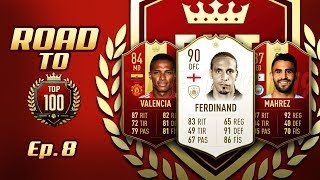 MI RÉCORD DE VICTORIAS EN FUT CHAMPIONS | ROAD TO TOP 100 #8 | FIFA 19 (RTG)