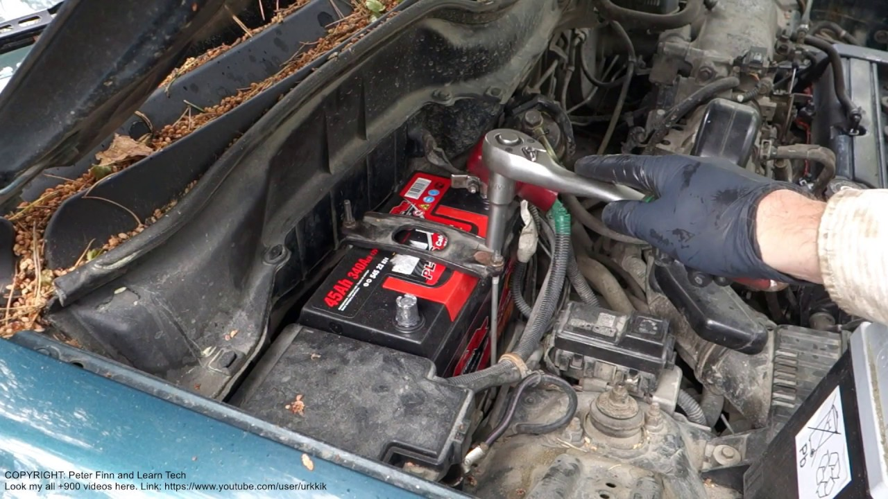 2010 honda crv battery size