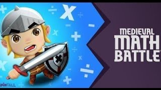 Medieval Math Battle Android GamePlay Trailer (HD)