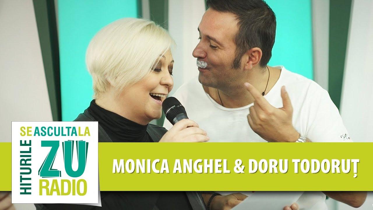 Monica Anghel si Doru Todorut - Colaj de muzica populara (Live la Marea Unire ZU)