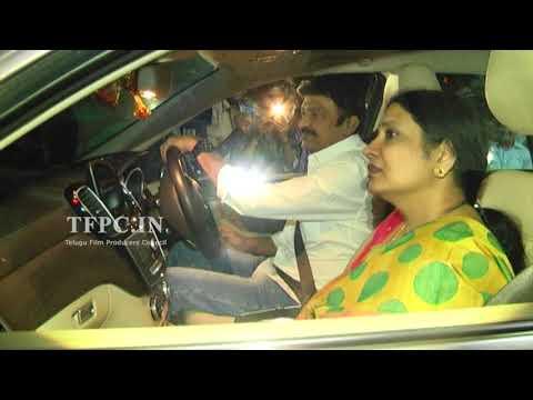 Telugu Film Industry Top Hero's meeting at Annapurna Studios | TFPC