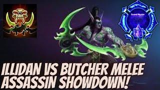 Illidan Hunt - Illİdan vs Butcher SHOWDOWN! - Grandmaster Storm League