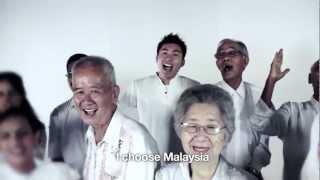 I Choose Malaysia Music Video (English)