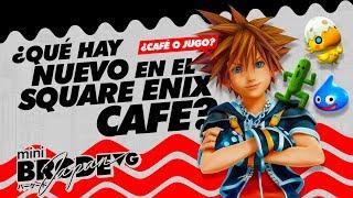 ¿Qué hay de NUEVO en el SQUARE ENIX cafe? - mini BarcadeVG Japan