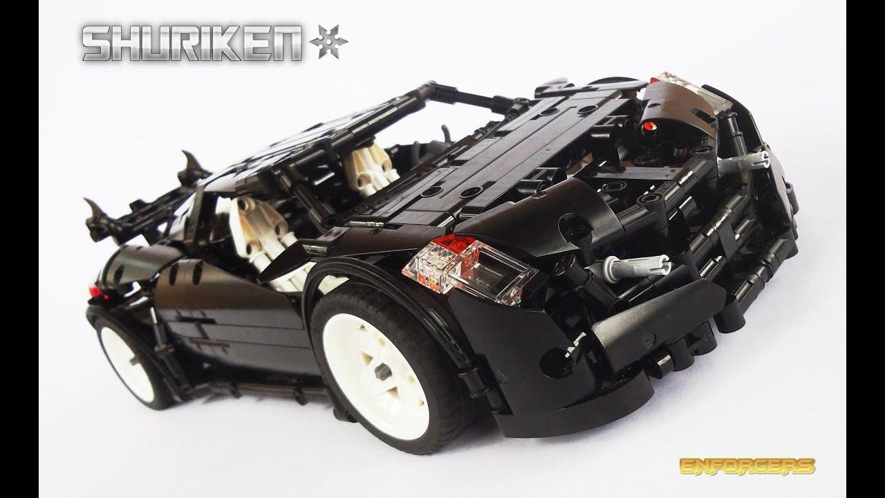 Lego Technic Sports Cars Mercedes