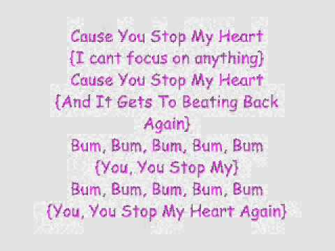 Melanie Fiona - You Stop My Heart