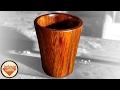 Wood Shot Glass