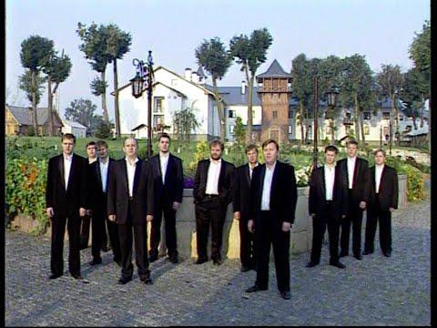 """Мужская капелла """"Благовест"""". Суздаль, 2007г."""