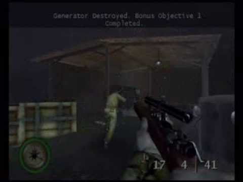 Medal of Honor: Rising Sun - Midnight Raid on Guadalacanal (PS2)