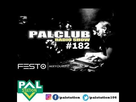 DJFESTO PALCLUB 2018 RADIOSHOW #182 - 02 MART Part2