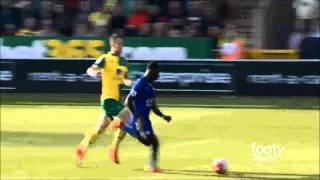Norwich City 1:2 Leicester City (3 Oct 2015) Full Highlights
