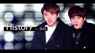 121231 EXO「History」D.O. Special Edit. from MBC Gayo Daechukje