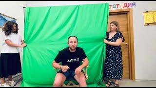 """Летний кинолагерь """"Артист"""" со звездами кино и сериалов на ТНТ и СТС"""