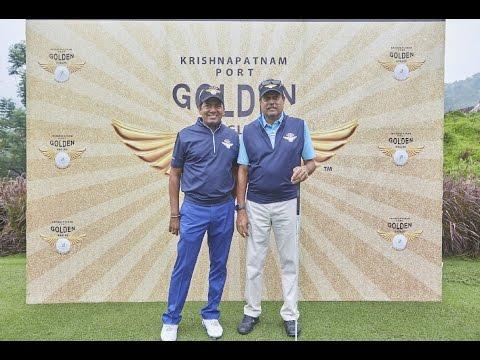 Krishnapatnam Port Golden Eagles Golf Championship 2016