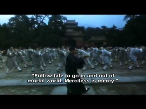 Jet li Tai Chi Master / Twin Warriorstheme - with lyrics!