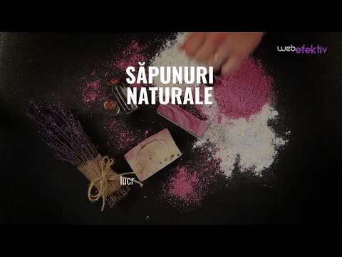 Video products presentation – natural cosmetics