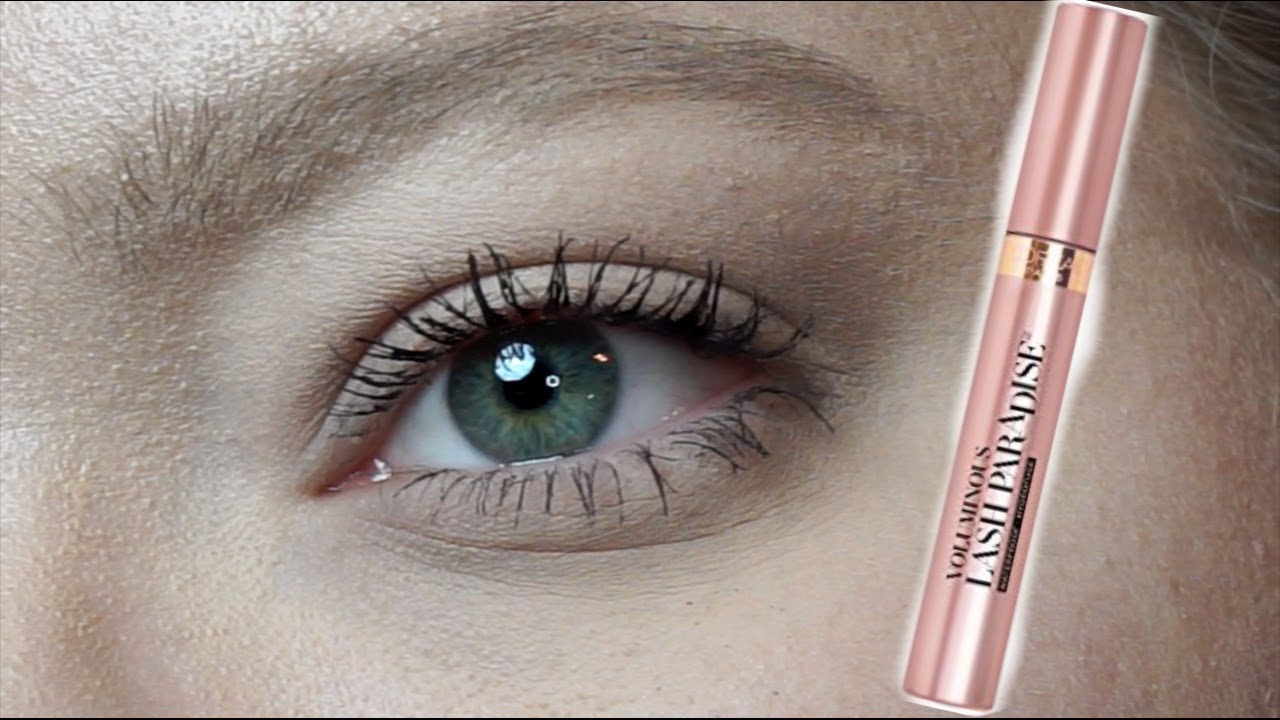 L'Oreal Lash Paradise Mascara | Review + First Impression