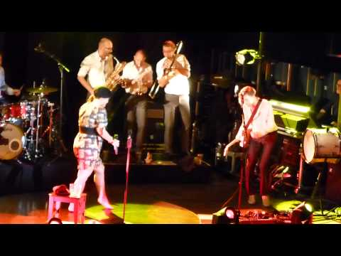 Caro Emerald - Coming Back as a Man / Riviera Life - live @ X-Tra in Zurich 8.10.2013 from YouTube · Duration:  5 minutes 40 seconds