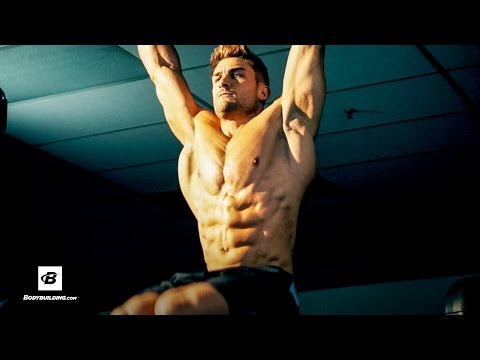 USN's IFBB Pro Ryan Terry's 10 Favorite Ab Exercises | 2017 Arnold Men's Physique Champion
