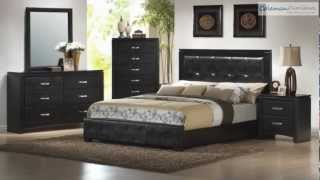 Dylan Upholstered Bedroom Collection From Coaster Furniture