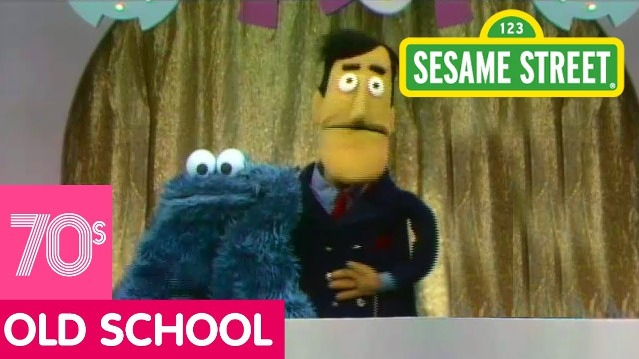 Sesame Street: The Remembering Game with Cookie Monster | #Throwback Thursday