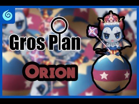Summoners War - Gros plan - Orion