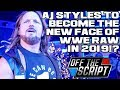 POSSIBLE Reason Why AJ Styles ATTACKED Vince McMahon On Smackdown Live | Off The Script 254 Part 1