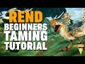 How to Tame a Pet | Rend Beginner Guide