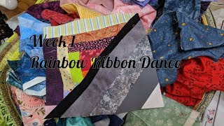 Week 1 - Rainbow Ribbon Dance