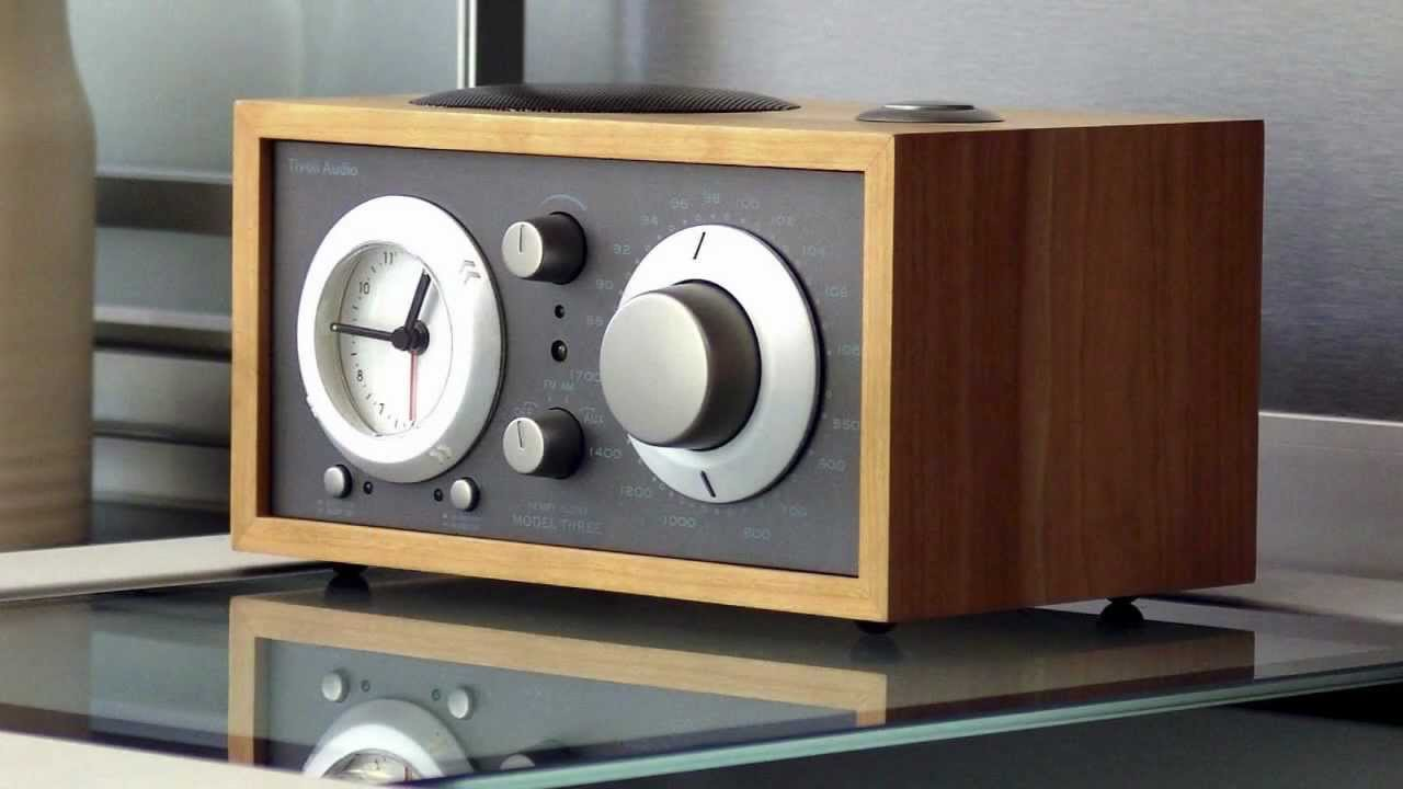tivoli audio table radios why are they so good youtube. Black Bedroom Furniture Sets. Home Design Ideas