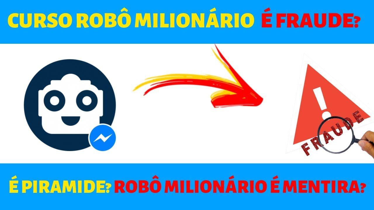 robo milionario como fazer