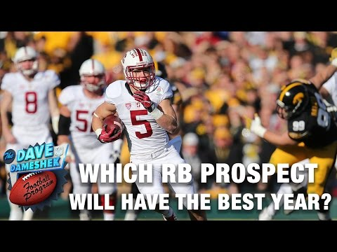 Which 2017 NFL Draft running back will have the best year? | NFL Network | DDFP
