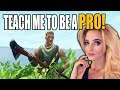 So I hired a 13 year old to be my Fortnite Coach.. *Pretending to be a NOOB*