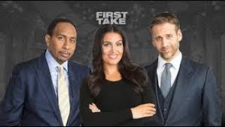 espn live first take