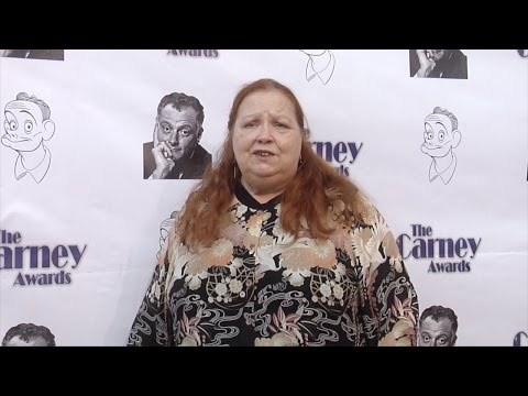 Conchata Ferrell 2016 Carney Awards Honoring Character Actors Red Carpet