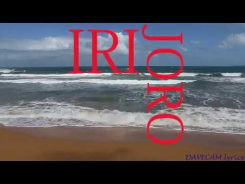 Ijoro ryiza by Riderman ft King james Official Lyric video