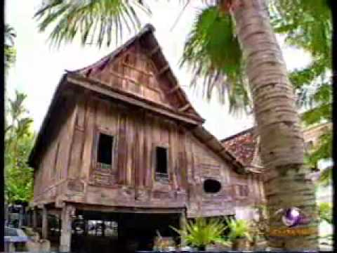 Traditional thai houses youtube for Thailand houses pictures